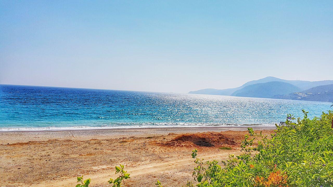 Mediterranean  Akdeniz Blue Sea Beachphotography Hello World Summer2016 Nature_collection Nature Photography Landscape_photography EyeEm Best Shots Streamzoofamily Relaxing