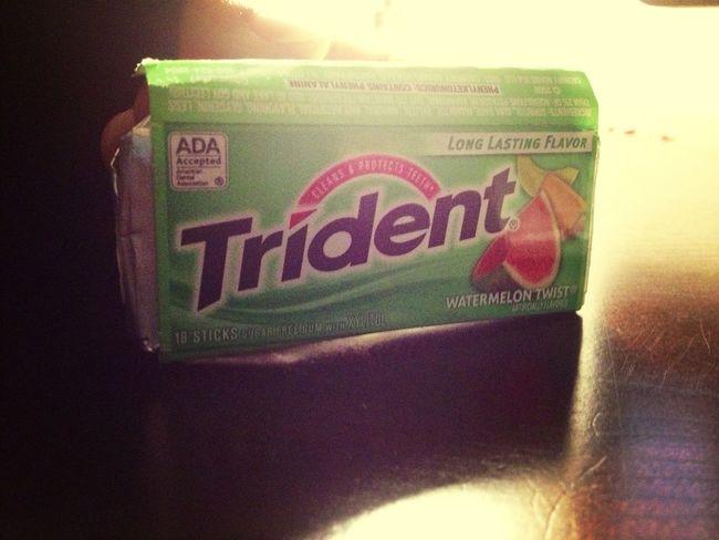 Its My Favorite Gum!!
