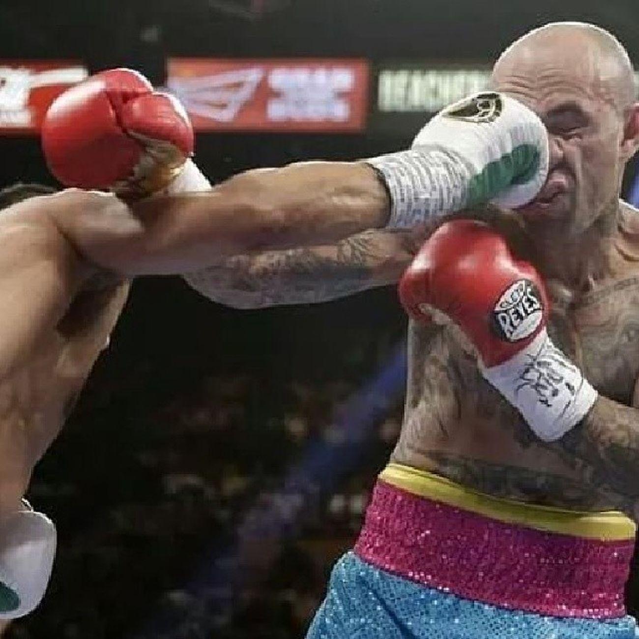 KingKhan Boxing RightInTheFace Instagram won