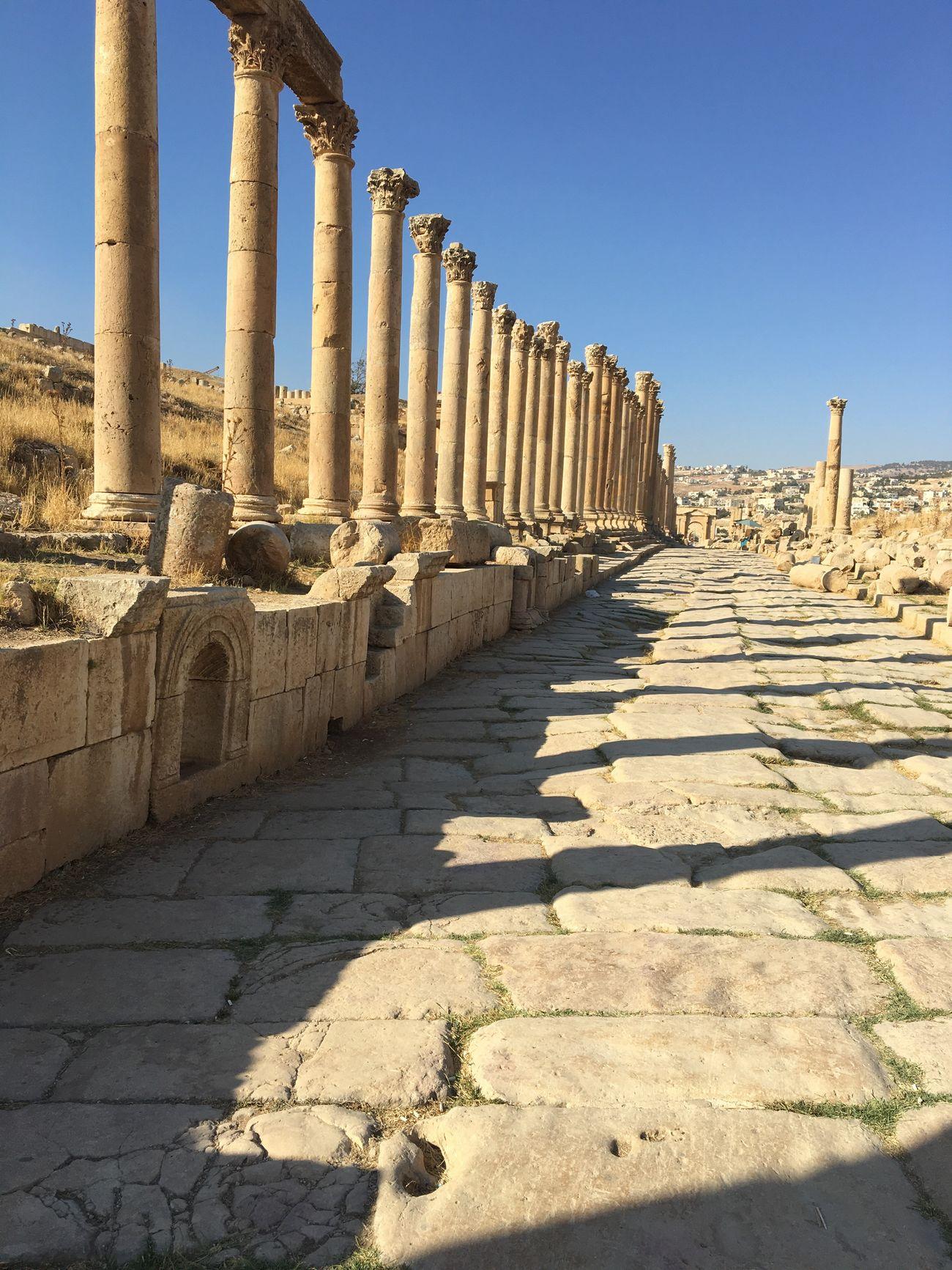 Jerash - Jordan First Eyeem Photo