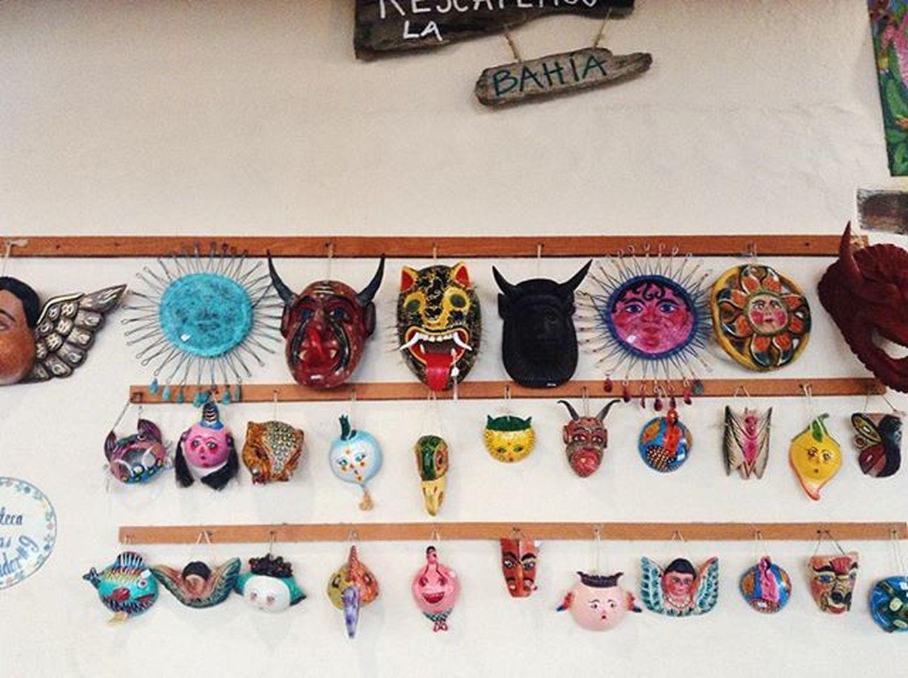 Masques Travel Mexico Zihuatanejo VSCO