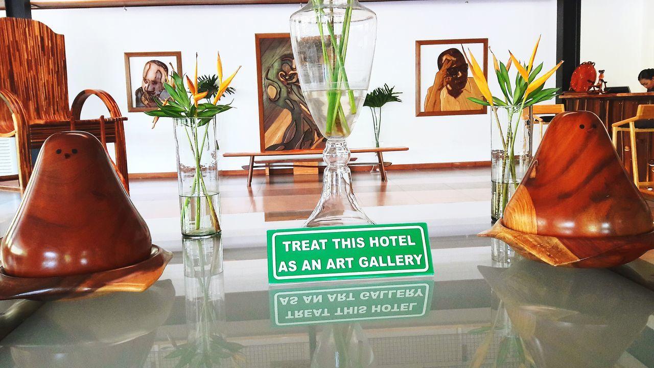 Indoors  Art Hotel Lobby Greencanyon