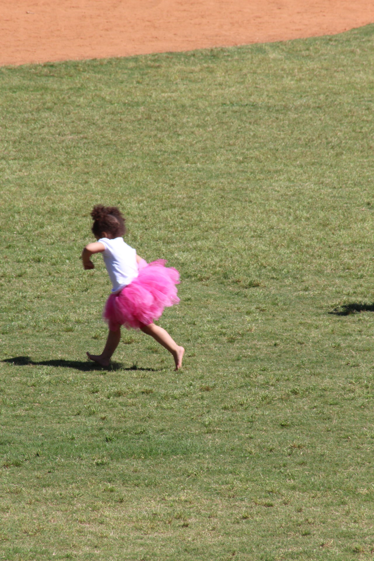 Childhood Cute Elementary Age Enjoyment Fun Girls Grassy Innocence Leisure Activity MyPhotography Outdoors Pink Pink Dress❤ Playful Playing Running Taking Photos