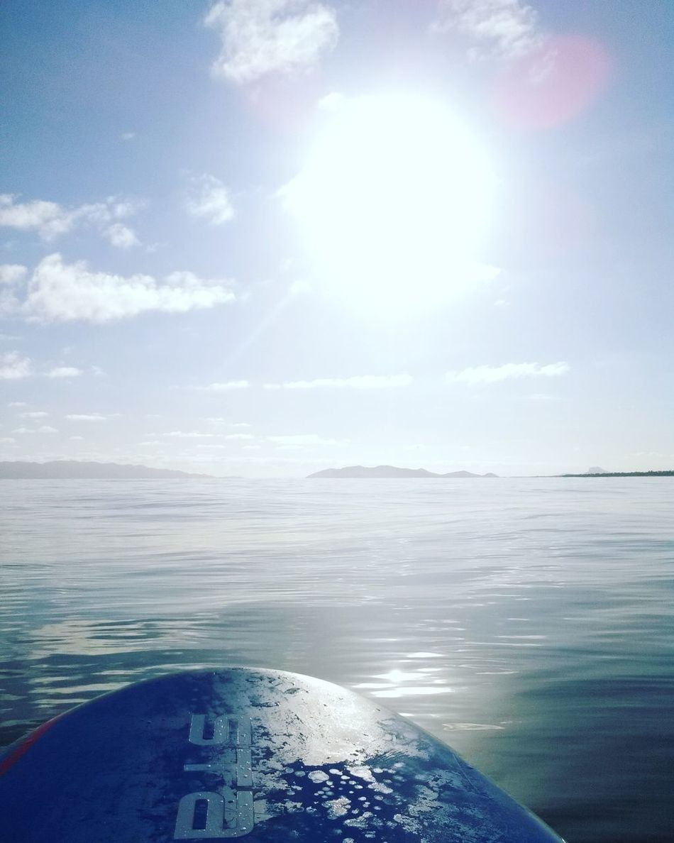 Starboardsup Starboard StandupPaddleBoard Standuppaddling Standup Paddleboarding Sup Sunrise Magnetic Island Queensland Australia Australia Ocean Sea Sea And Sky Water Sky Outdoors Nature Scenics EyeEmNewHere Seascape HTC Android EyeEmNewHere