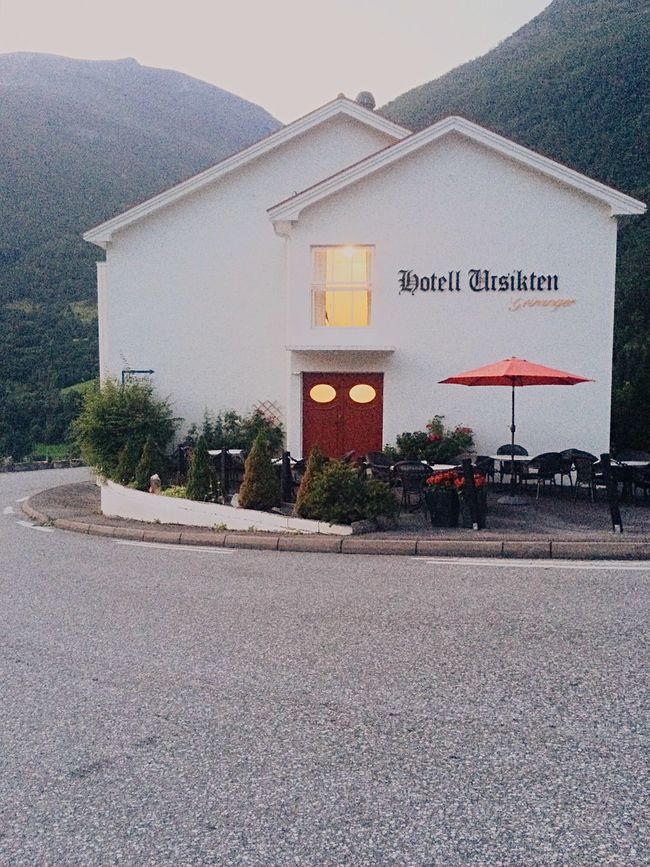 Hotell Utsikten Geirangerfjord Travel Explore Cosy Relax Peace And Quiet Norway Sommerfeeling