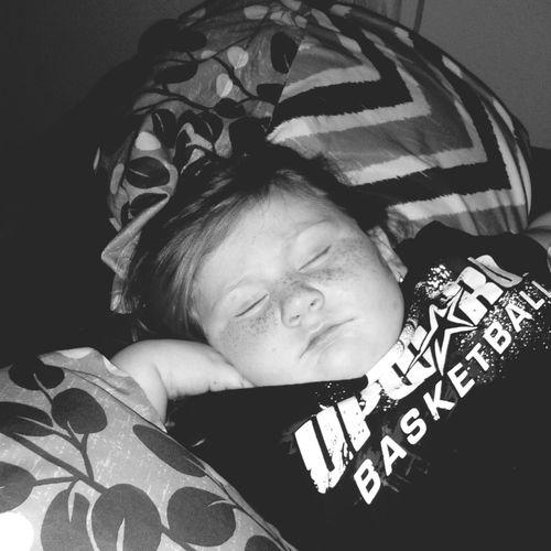My sleeping beauty... Tired First Eyeem Photo