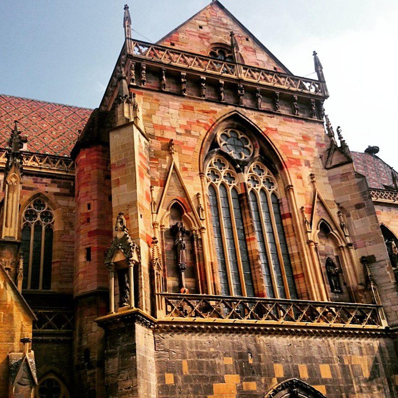 France Colmar Church Alsass