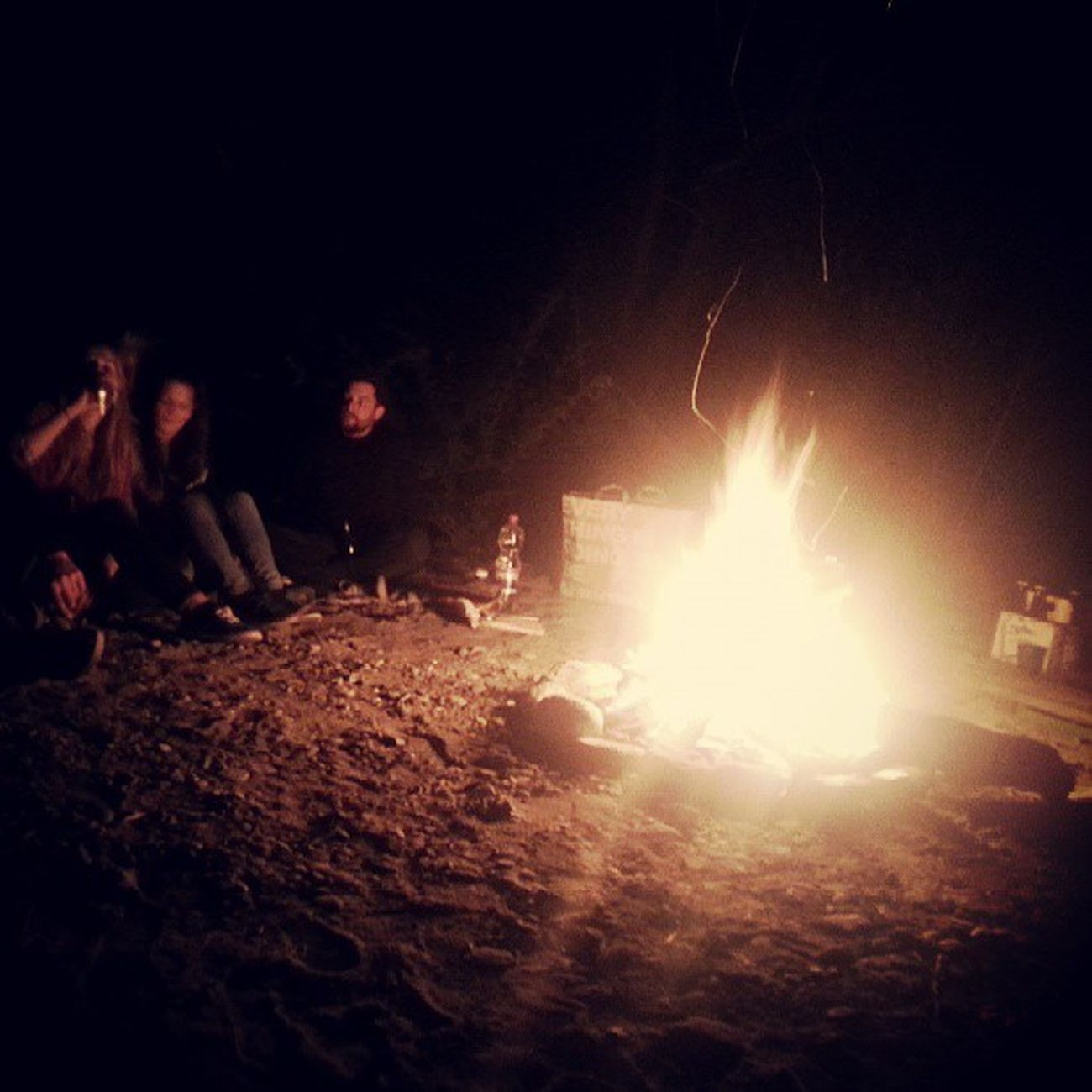 Notbadproject Bonfire Innbeach Silzwave