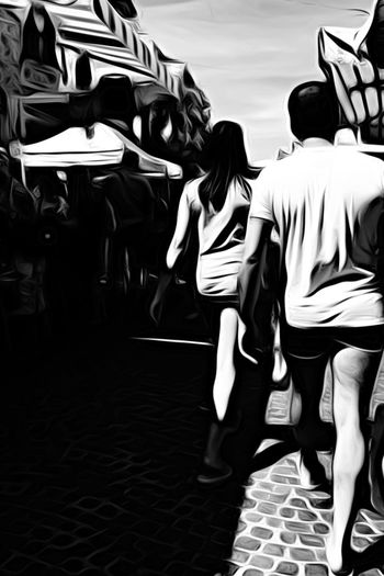 Peopling 196 IPhoneArtism Mob Fiction IPhoneography AMPt_community Shootermag People Street Photography Streetphotography NEMstreet The Illusionist - 2014 EyeEm Awards