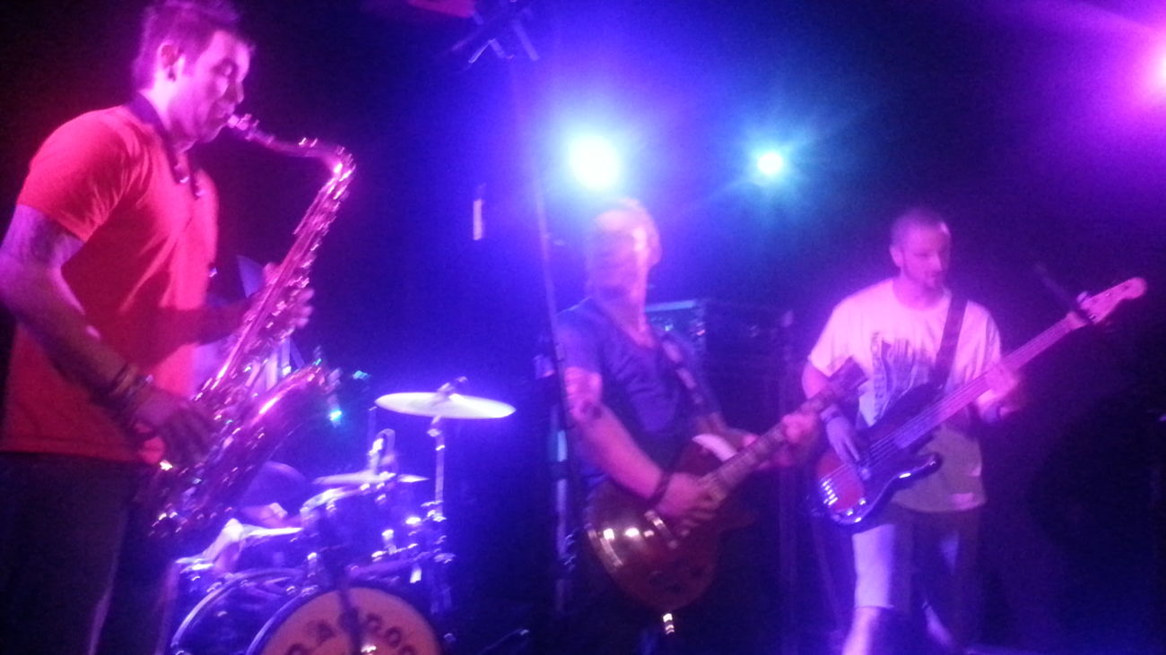 kick-ass band from California, Thrive! Concert Phoenix Reggae Awesome Performance