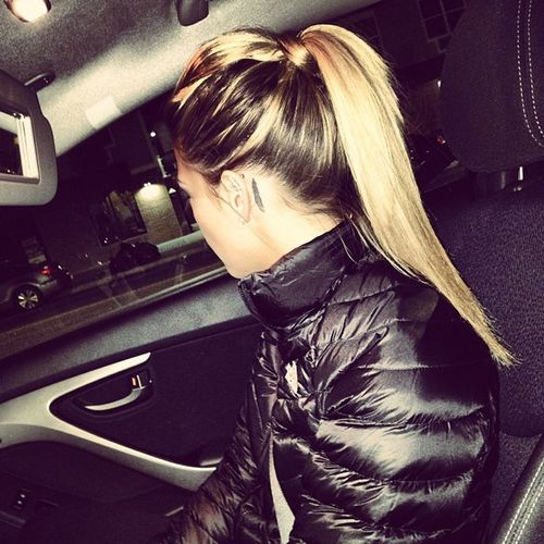 Own that ponytail. Work that updo!