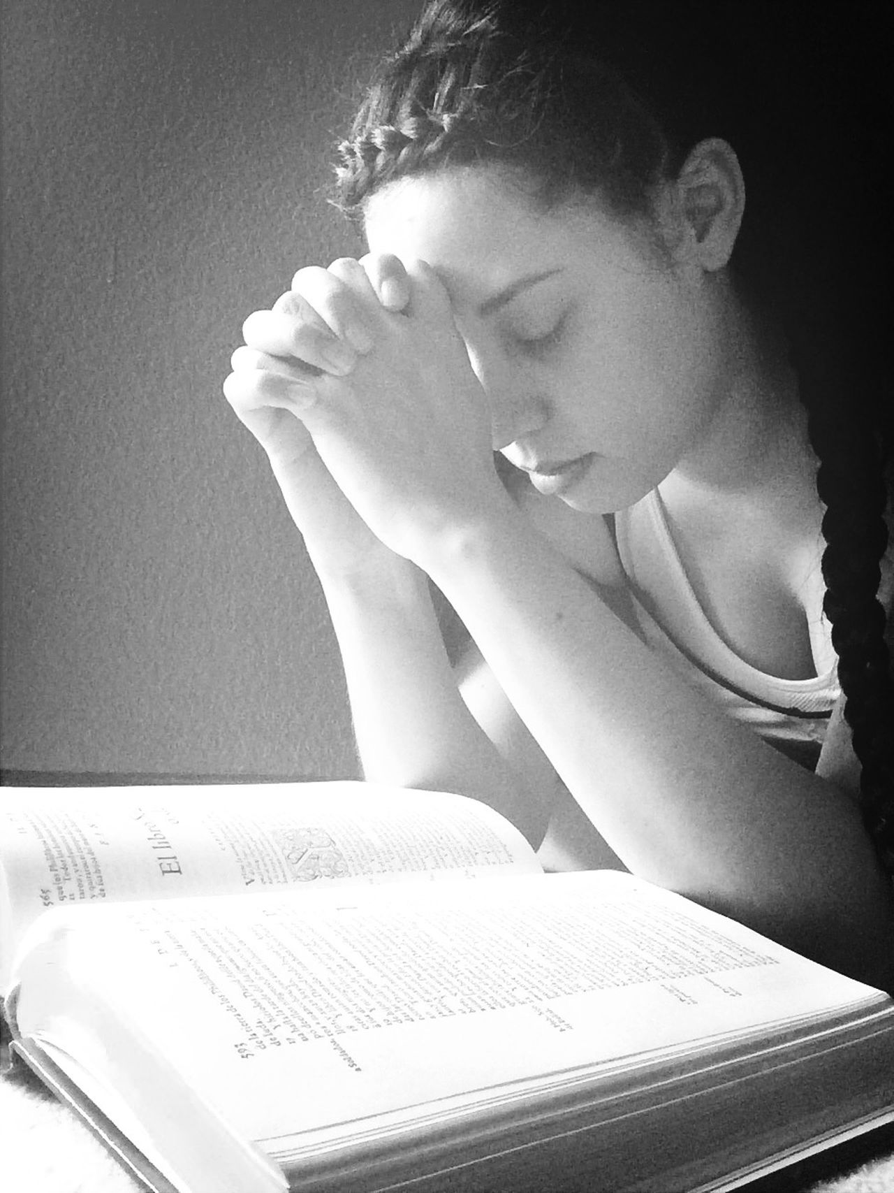 Beautiful stock photos of bible, Bible, Book, Contemplation, Day
