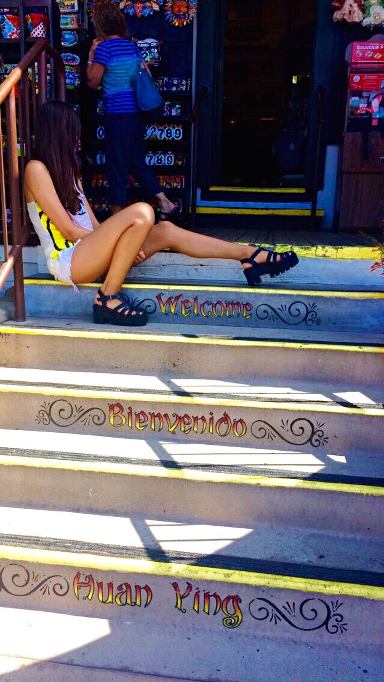 San Diego Memories Summertime 2015  Color Explosion Timeless American Welcome Bienvenidos EyeEm Gallery Traveling Travel Photography Overthinking Sunny Day