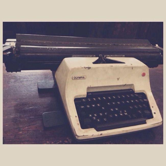Something old Vintage Machine
