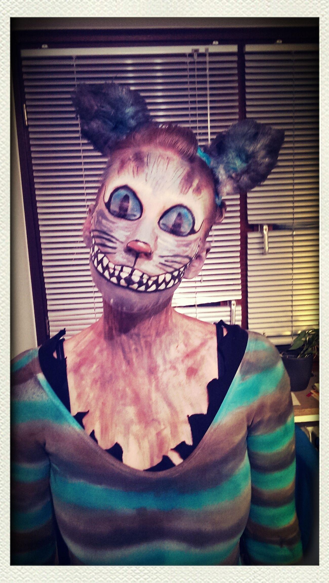 die kleine süße Katze mit dem kleinen süßen grinsen Cheshirecat Cheshire Aliceinwonderland