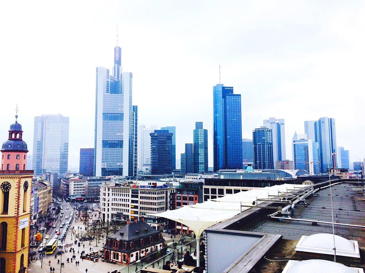 Beautiful stock photos of frankfurt, Architecture, Building Exterior, Built Structure, Car