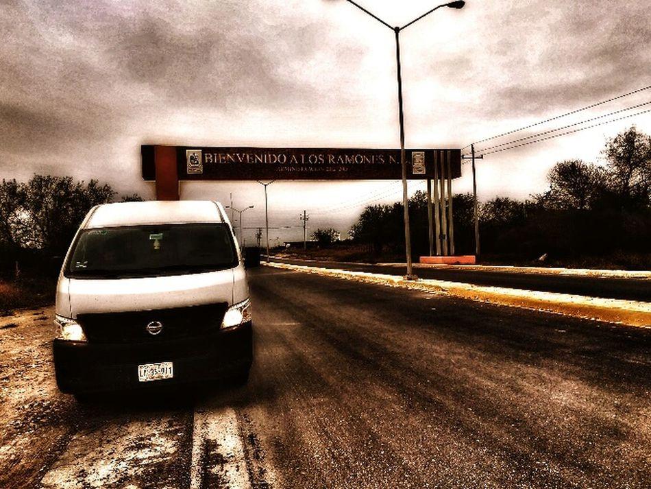 Vehiculo  Camino Carretera Work Nuevo Leon