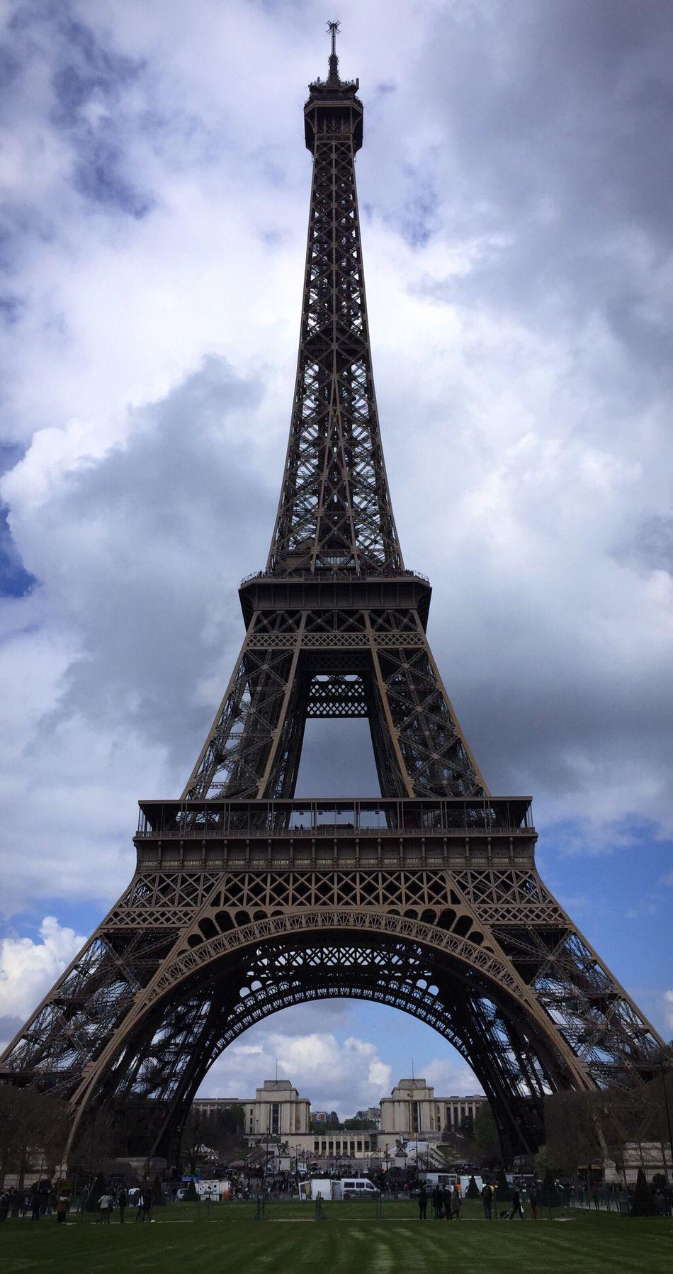 Der Eifelturm vom Park First Eyeem Photo