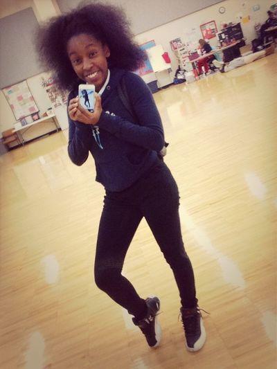 In Dance Class