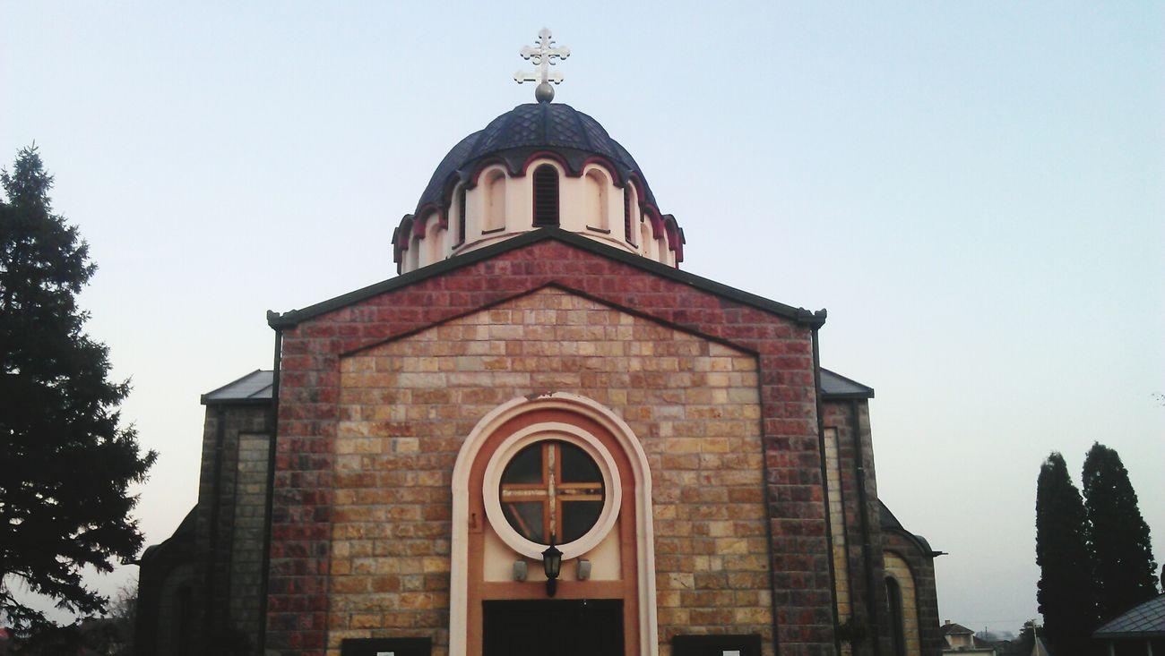 Church Crost Beatiful