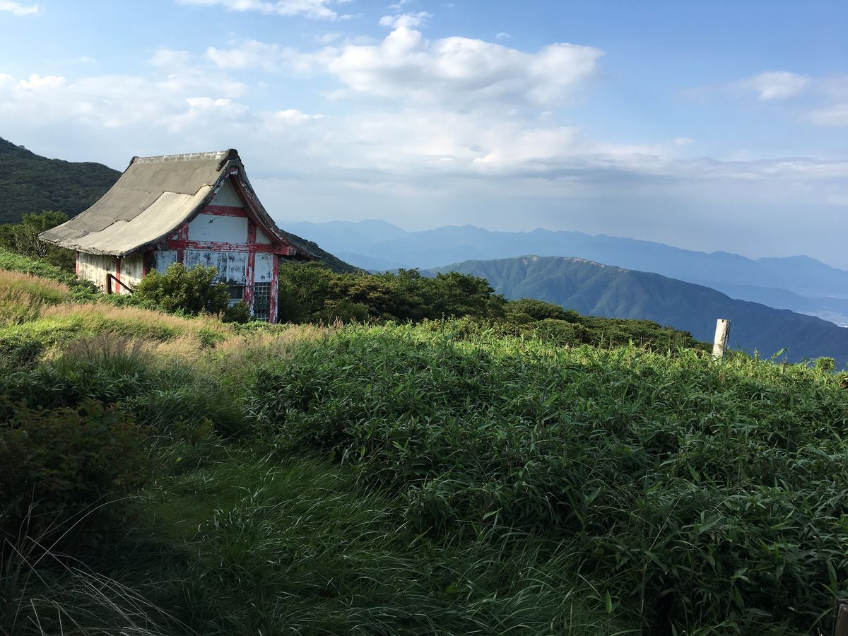 Nature Japan Nippon Relaxing Paesaggio Landscape House Green