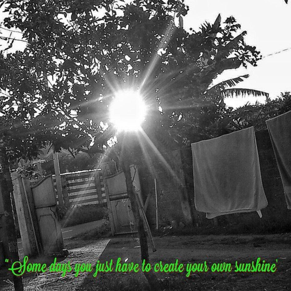 Qotd Goodmorning Sabakuranlang :)