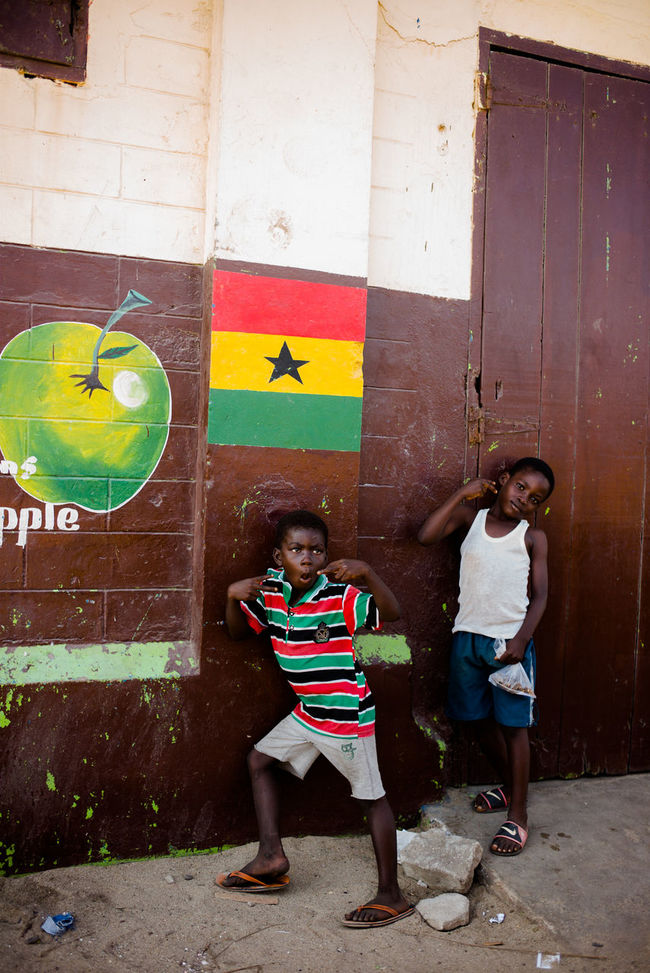 Africa Collection: West Africa, Ghana, Accra, children of Jamestown posing in front of their school, pleased to be off on a Saturday afternoon Accra Africa African Child Boys Childhood Children Elementary Age Family Ghana Ghanaian Happiness Outdoors Portrait Portraitist - 2016 Eyeem Awards School Tourism Tourist Travel Traveling