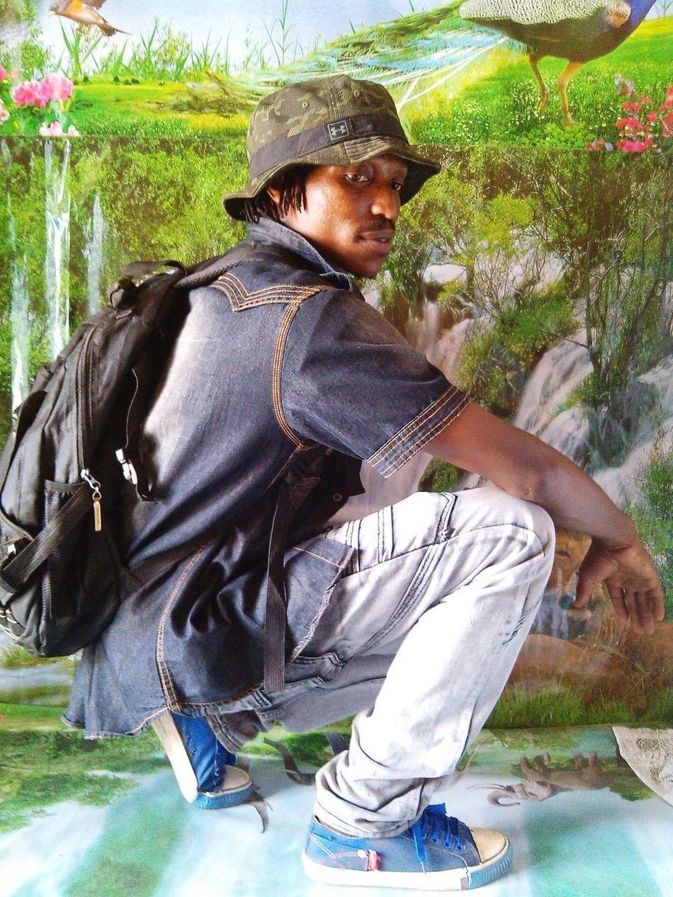 Mkubwa Elly First Eyeem Photo