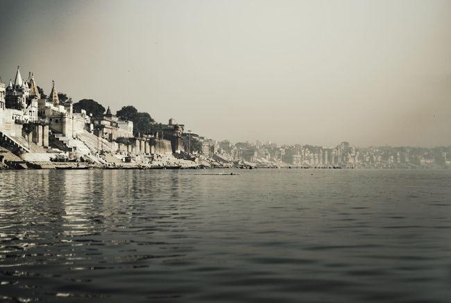 Varanasi Shiva's Land Holy City Ghats Of Varanasi