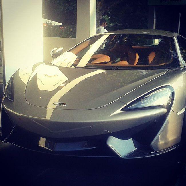 McLaren 570s Parcovalentino