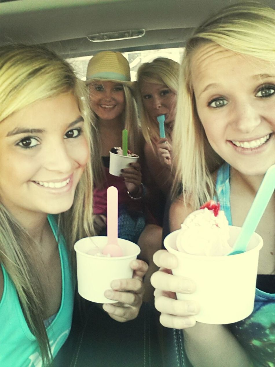 Chilly Fillmores With My Babes :)