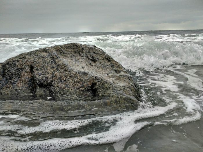 Ocean Photography Waves And Rocks Taking Photos Love Nature Peaceful View Clouds Pshycodelic Hi!