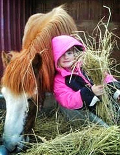 Everyday Joy I Love My Pony EyeEm Animal Lover Authentic Moments Horsewoman Children Photography I Love My Horse Grandchildren Girl And Her Pony Love