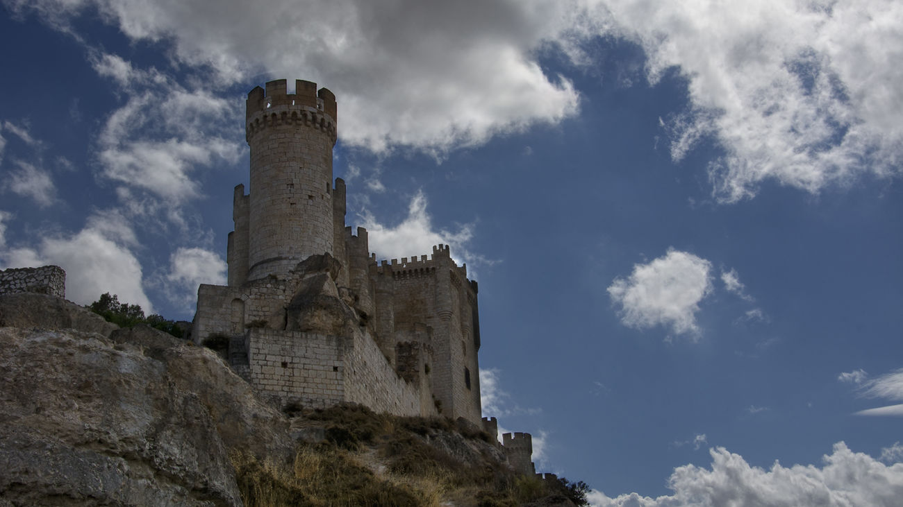 Architecture Castillo De Peñafiel Castle Peña