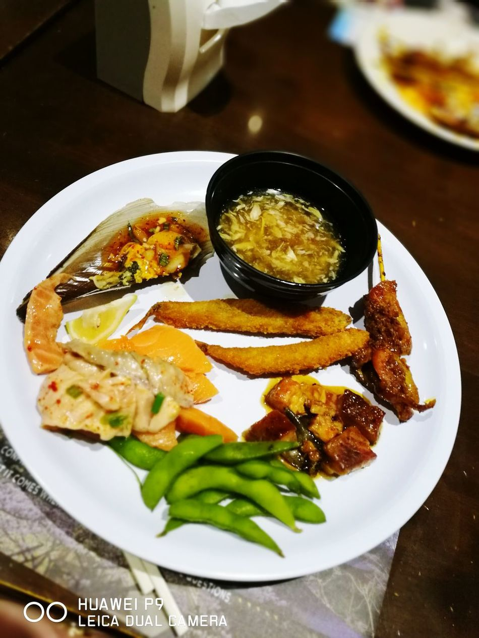 Buffet dinner Healthy Eating Shogun Sunway Food