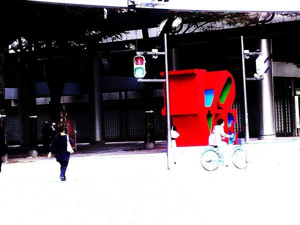 新宿バスターミナルまでの Taking Photos Good Memory Street Photography スマホ