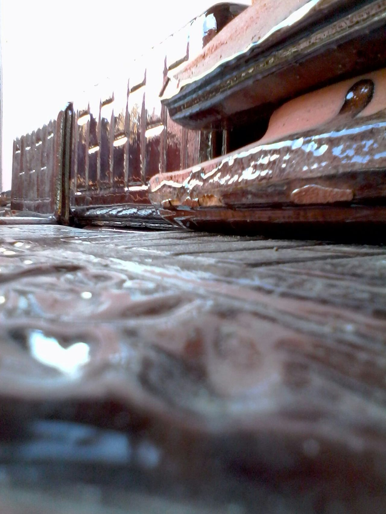 Bricks Closeup Unedited Ceramic Bricks Wolfzuachis Chimney Bricks Textures And Surfaces Eyeem Market
