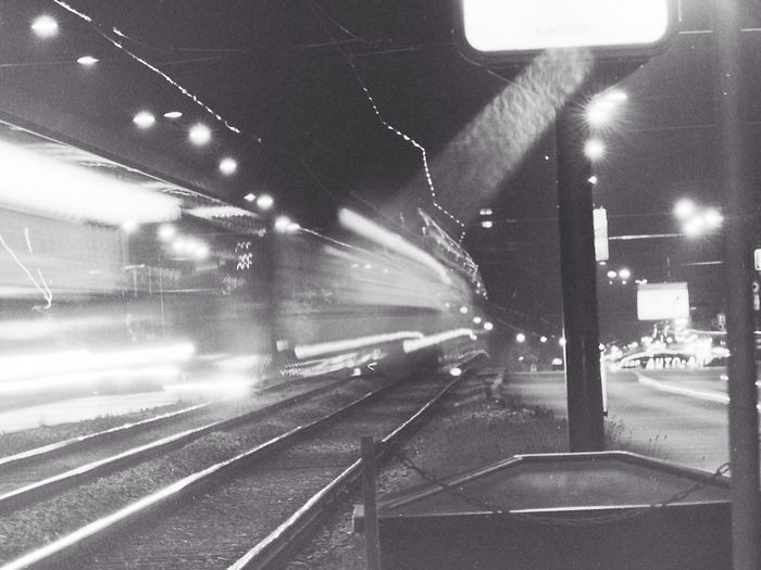 Train Bnw_friday_challenge Photo Archive Analogue Photography