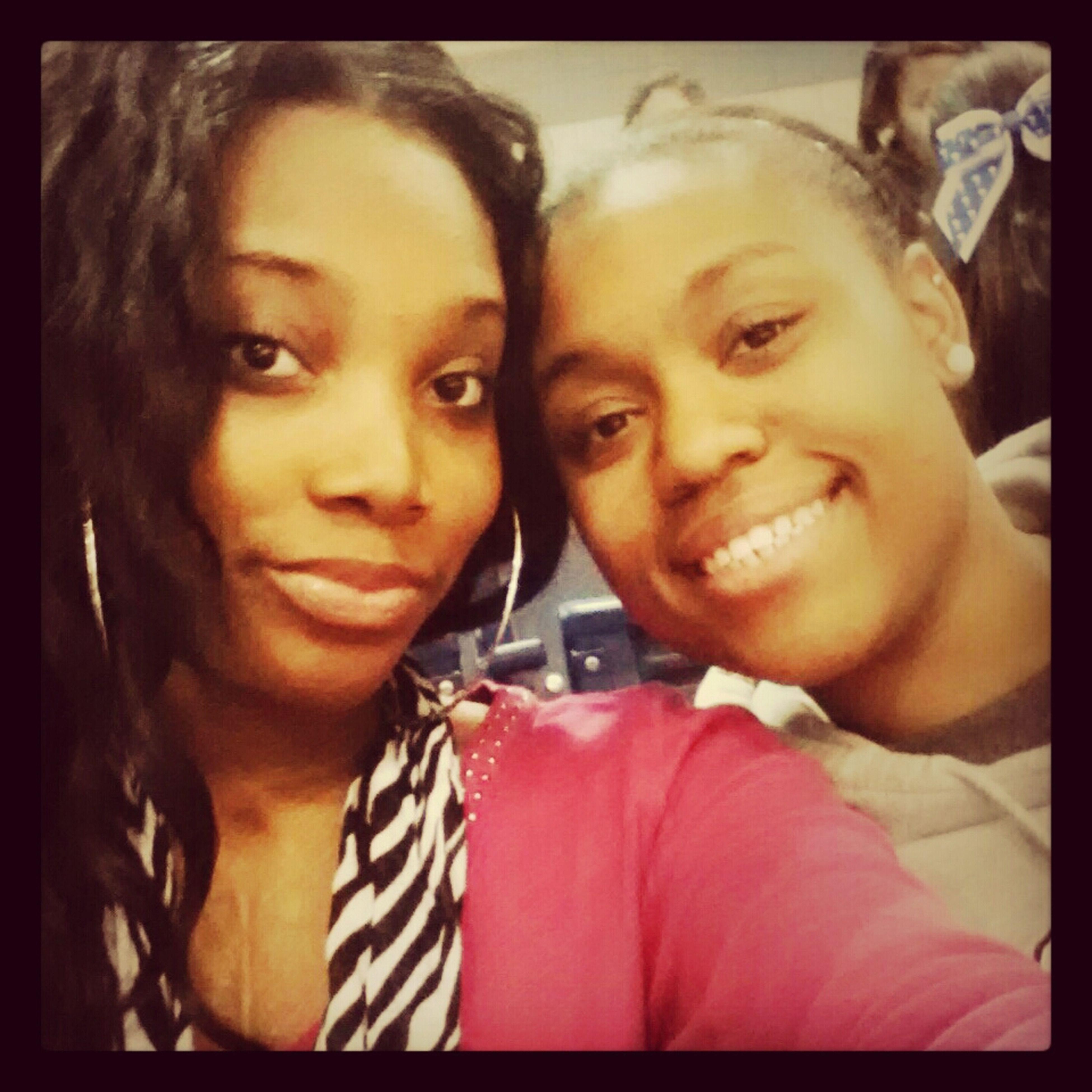 me and lybee last night :)