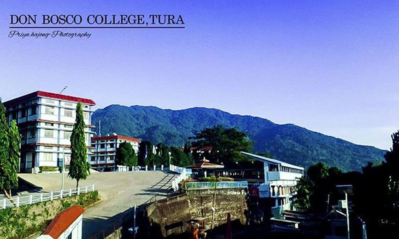 My_College Studied 5years .. Highersection_degree 😜❤ will misss 😔 Collge DBC Tura Meghalaya 📚☺✌👌 Photography_by_me ... 😉