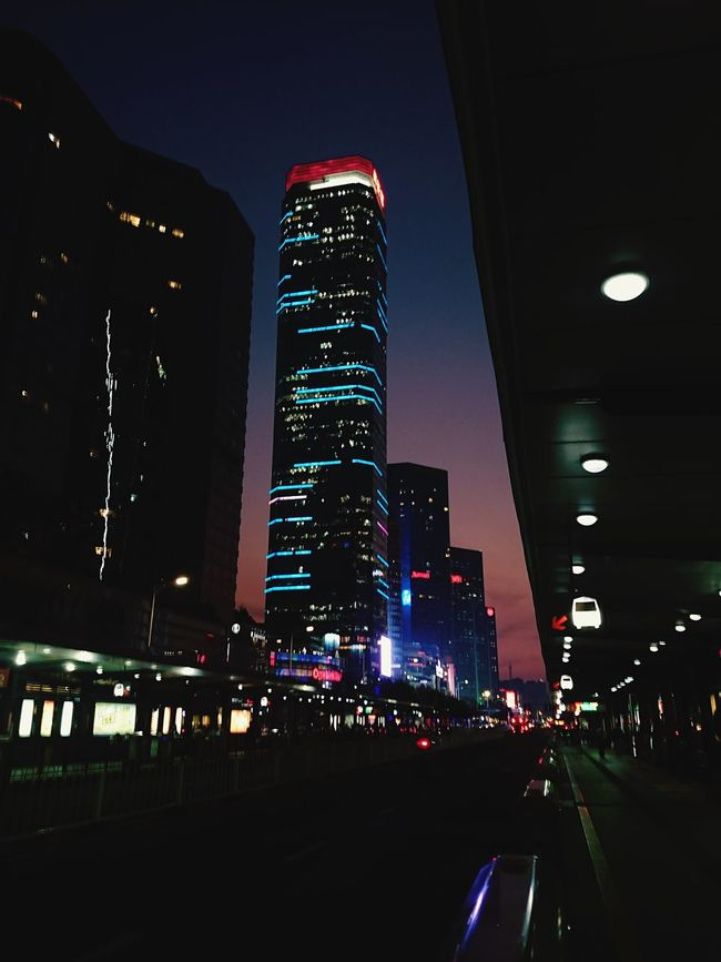 City On The Way Home BRT