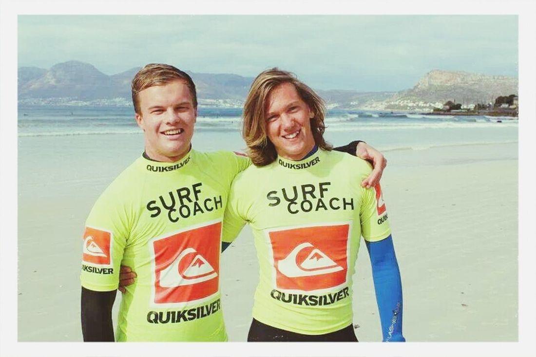 Surf Coaches Surfers Roxysurfschool Boys