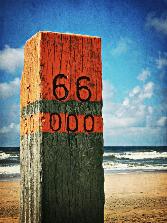 Beach Zandvoort Aan Zee
