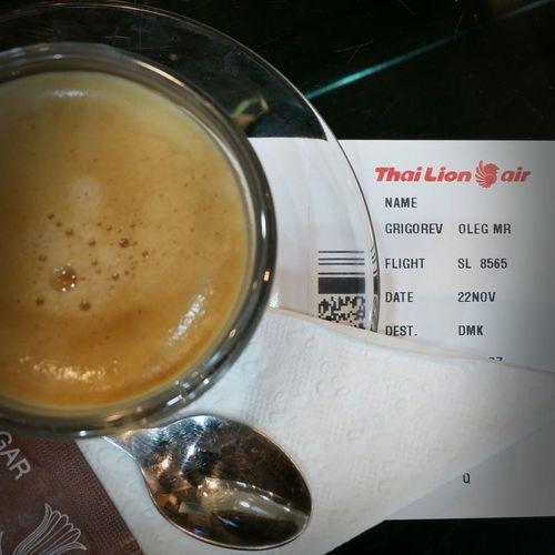 Test flight super cheap lowcoster Thai Lion Air Surathani-Bangkok 2 way for 2059 baht!!!