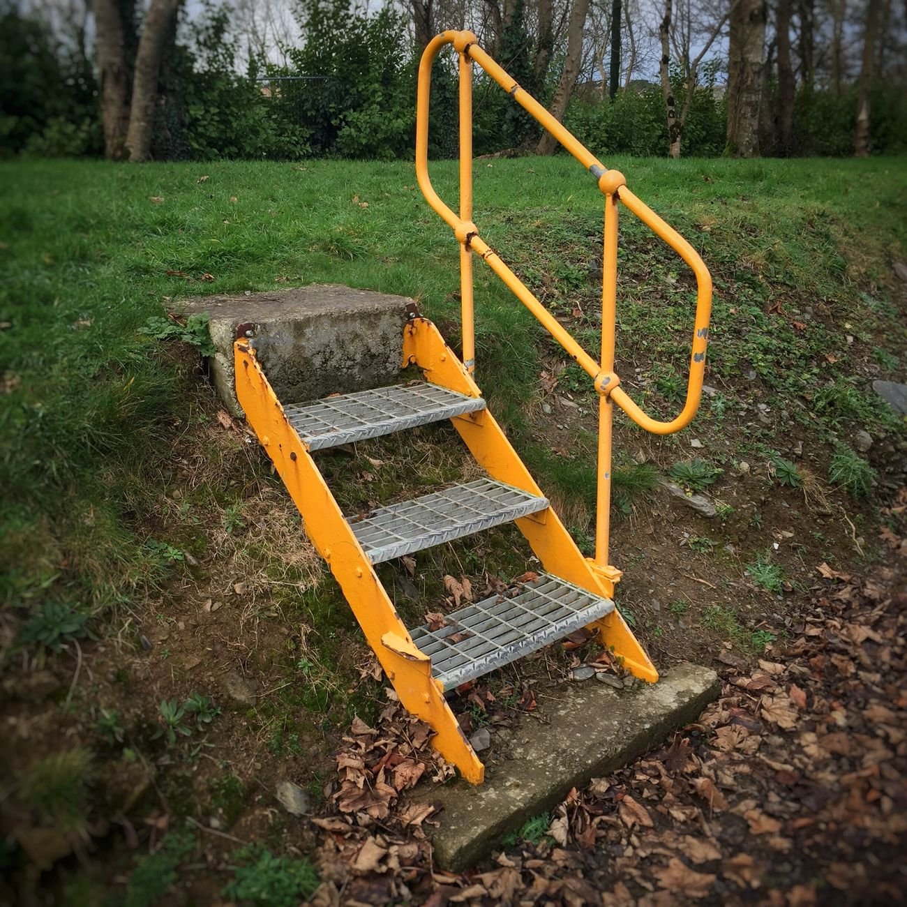 Playground Park - Man Made Space Nature Seesaw Empty Metal No People Outdoors Green Color Childhood Outdoor Play Equipment Day Steps Stairs Staircase Stair Stairways Stairway Stairs_collection Stairway To Heaven