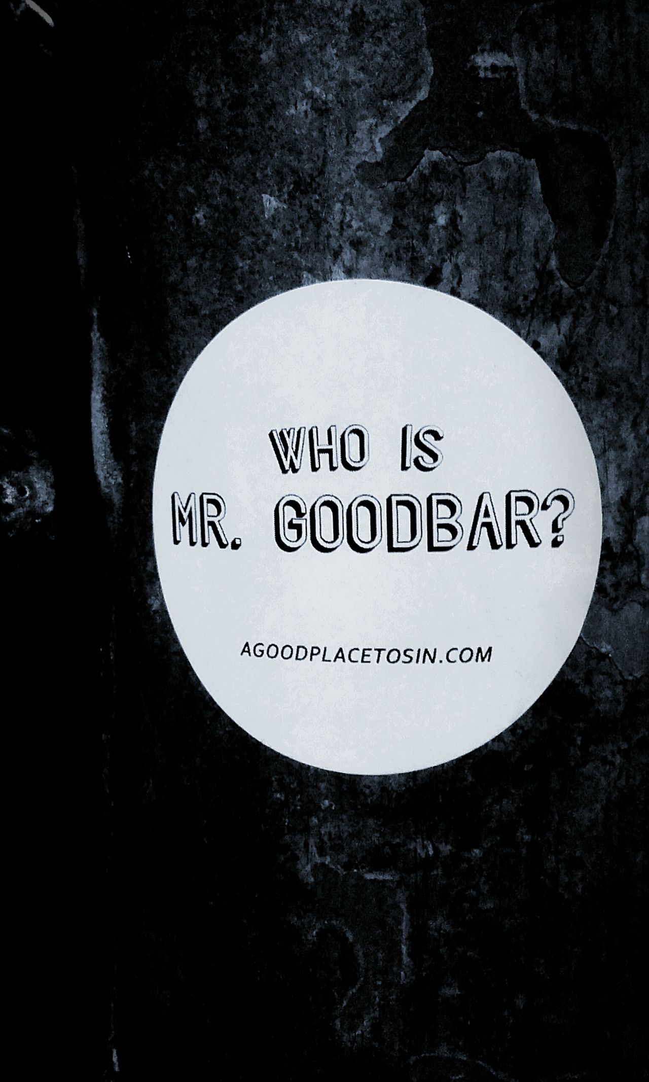 Who Is Mister Goodbar? Sticker Signs Stickers And Stickers Wall-stickers Stickerseverywhere Stickerporn Stickers Sticker Wall Mr Goodbar Agoodplacetosin.com GOODBAR Stickers Stickers Stickers Sign Sticker It Stickerama Wall Sticker Stickering Stickerfest Stickers On A Pole Sticker Slapper Stickerslap Stickered Stickers On Poles Stickershit
