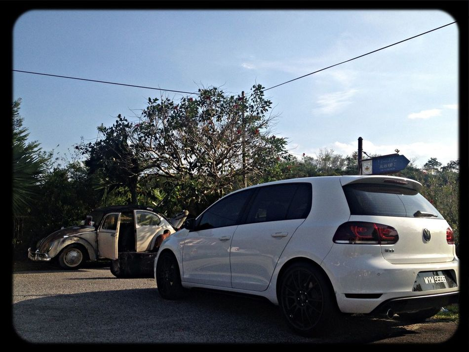 Volkswagen Hanging Out Hello World Check This Out