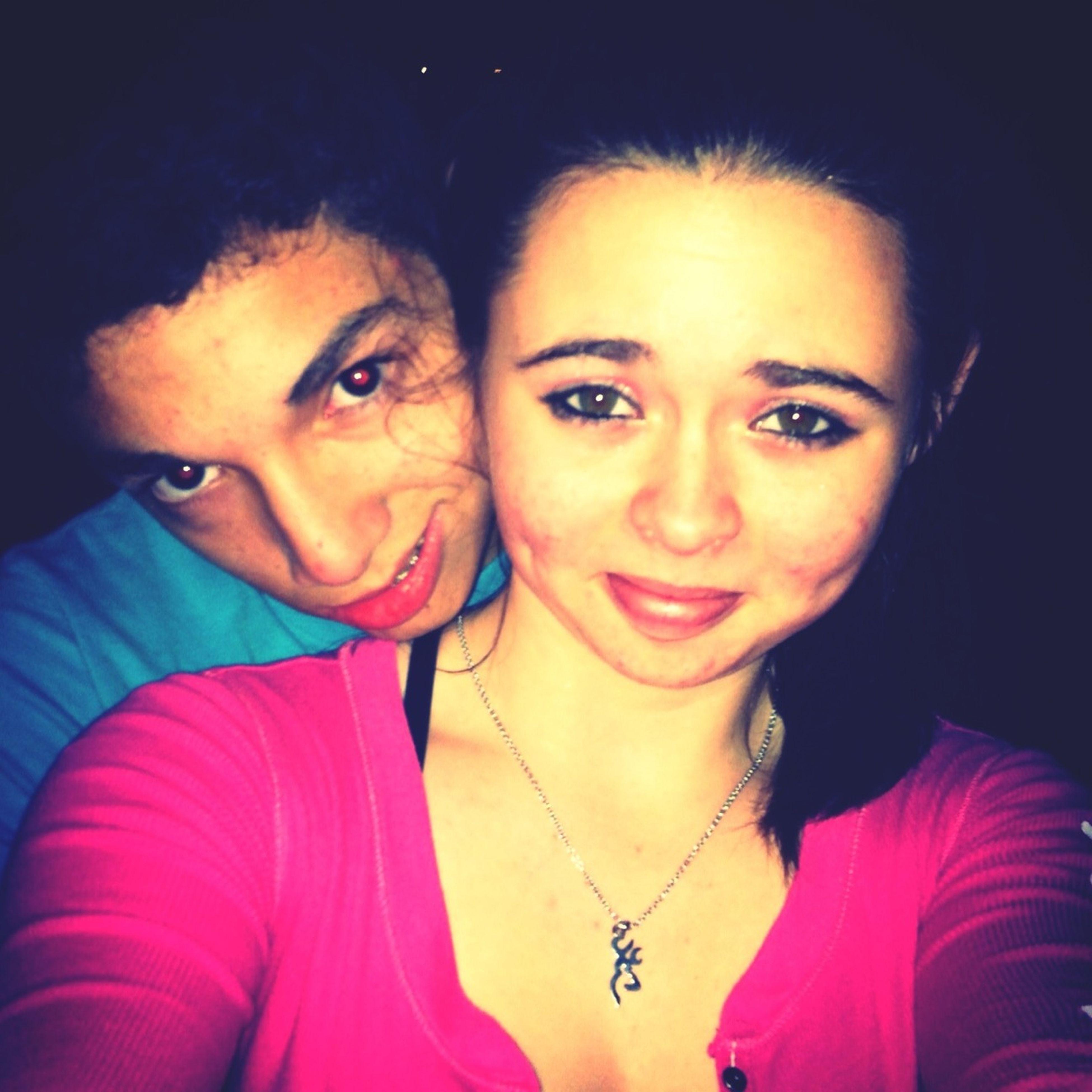 Me & Him<3