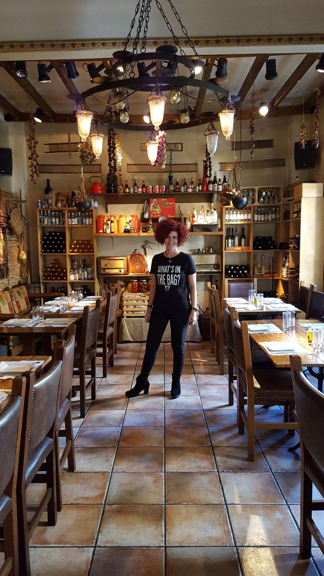 People Indoors  Standing Restaurant Restaurant Art