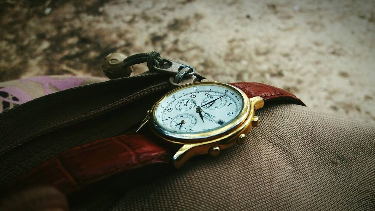 My Best Photo 2015 Time To Reflect Seikowatch Leather Belt Classic Keeping It Classy Time Is Money EyeEm Best Shots The Moment - 2015 EyeEm Awards